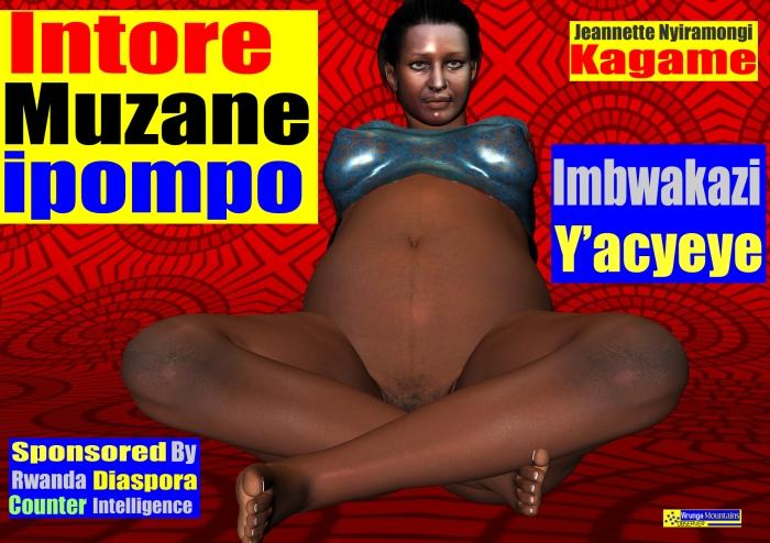 jeannett Kagame
